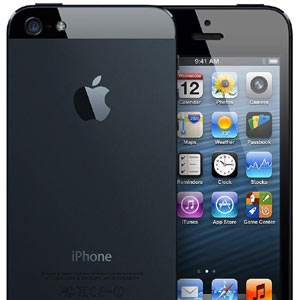 El 22% de las personas que compraron un teléfono inteligente en el 4º trimestre de 2012 eligió un iPhone 5