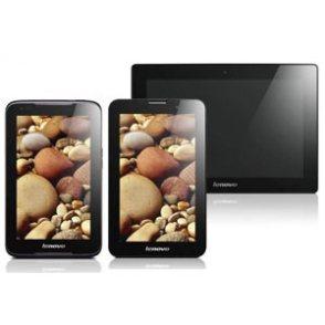 Lenovo presenta tres nuevas tabletas para bolsillos pequeños en el #MWC13