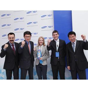 Samsung comienza la cuenta atrás para patrocinar los Juegos Olímpicos de Invierno de Sochi 2014