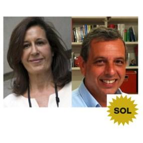 Carmen Varela y Cristián Saracco presidirán los jurados de Relaciones y Branding y Diseño de El Sol