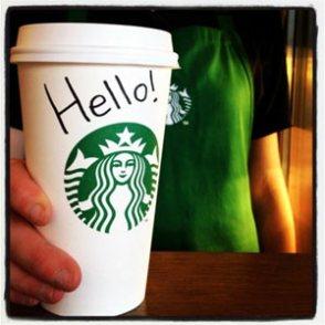 Las claves que hacen de Starbucks un 'as' de los social media