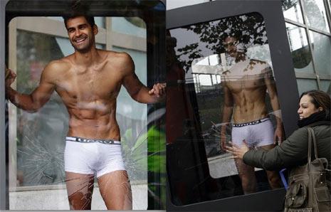 "16 ejemplos ""diferentes"" de publicidad de ropa interior masculina"