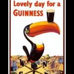 "35 anuncios vintage de Guinness sorprendentemente ""naif"""