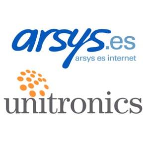 Unitronics y Arsys se unen para ofrecer servicios conjuntos de Cloud