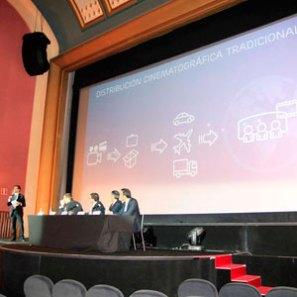 La distribución cinematográfica se hará vía satélite