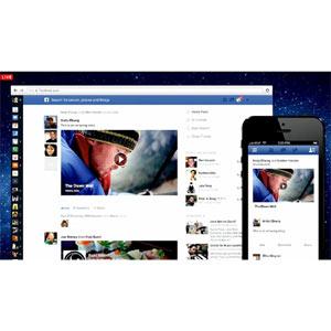 """La sección de noticias de Facebook estrena un nuevo look más """"sexy"""" y ordenado"""