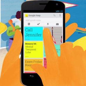 """Google se saca de la chistera un rival de la aplicación Evernote: """"Keep"""""""