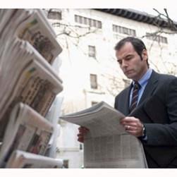 Los europeos confían más en la publicidad en papel que en ningún otro formato