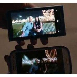 Nokia y Windows Phone desafían a Samsung en una serie de spots