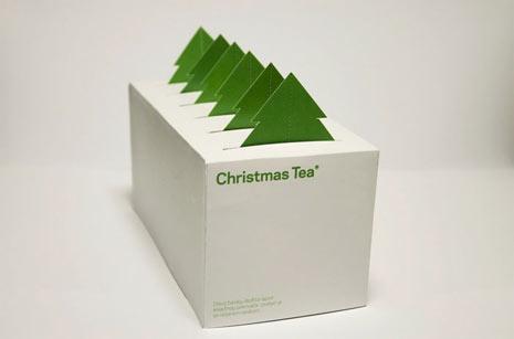 "11 ejemplos refrescantes de ""packaging"" de té"