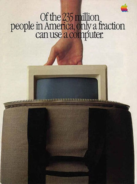 37 años de Apple, 37 años de publicidad inolvidable