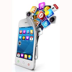 Las descargas de apps móviles aumentaron un 11% en el primer trimestre de 2013