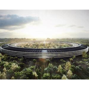 Apple sueña con una ambiciosa y futurista sede que será más cara que el nuevo World Trade Center