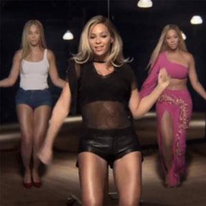 Las mil y una caras de Beyoncé se dan cita en el nuevo spot de Pepsi