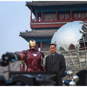 Hollywood a la conquista del mercado cinematográfico chino: Iron Man 3 presenta su versión exclusiva para China