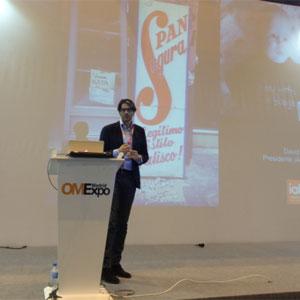 """D. Segura (Double You) en #OMExpo: """"Sabemos hablar el lenguaje de la publicidad pero no el de la gente"""""""