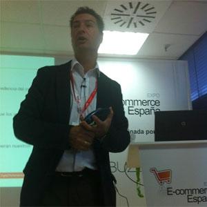 """L. Esteban (iProspect) en #DMD2013: """"El porcentaje de clientes que entra en un site y compra es cercano a cero y cada vez más pequeño"""""""
