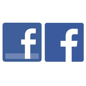 Facebook le da un nuevo aire a su logo