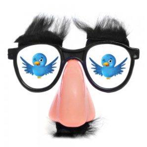"""Cuentas oficiales vs. cuentas de """"farsantes"""" en Twitter"""
