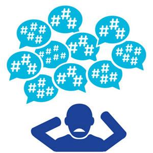 """Guía rápida para no perderse en el """"universo hashtag"""""""