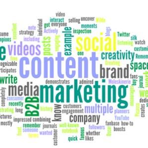 Cuatro pasos para crear su estrategia de marketing de contenidos