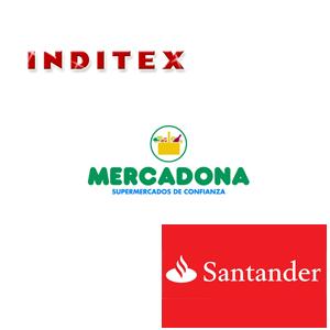 Inditex, Mercadona y Santander, las compañías con mejor reputación, según Merco 2013