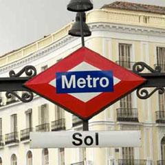 La estación de Sol y la línea 2 del metro de Madrid ahora se llamarán Vodafone
