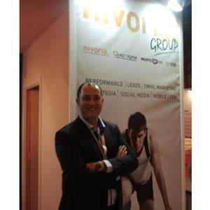 """M. Clavero (Nivoria): """"Para hacer un buen performance marketing hay que trabajar, trabajar y trabajar"""""""