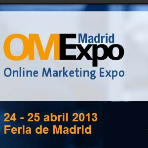 Todo listo para la 9ª edición de OMExpo 2013, el mayor evento de marketing digital en España