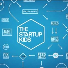 The Startup Kids: las historias que se esconden tras las empresas de nueva creación