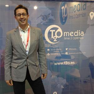 """Ó. Alonso (T2O media): """"Si no cuidas tu marca y haces display, no tendrás las ventas del mañana"""""""