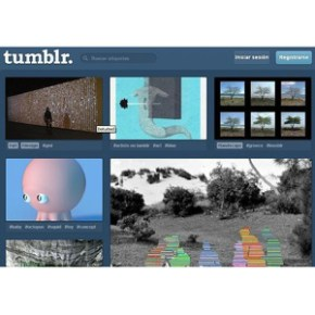 Tumblr publica anuncios en sus aplicaciones de iPhone y Android