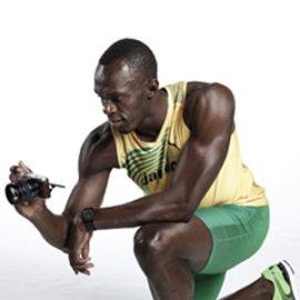 Usain Bolt, protagonista de la campaña de la línea NX de Samsung