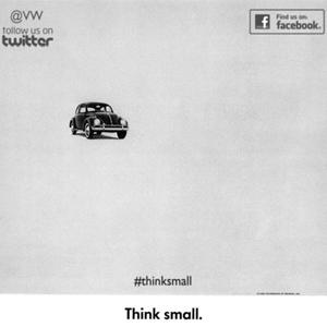 Si los anuncios vintage viajaran a la era de los social media…