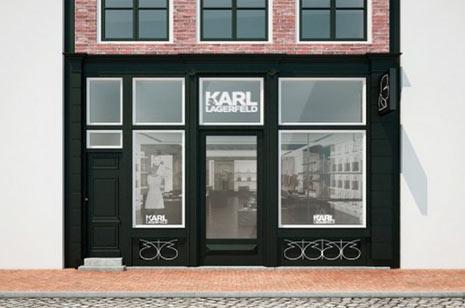 Karl Lagerfeld se inspira en las Apple Stores para sus nuevas y ultramodernas tiendas