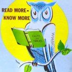 16 anuncios vintage para ratones de biblioteca