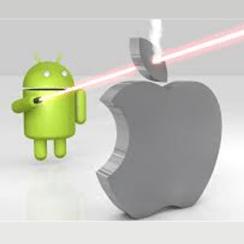 """En el primer cuatrimestre de 2013, Android le dio una """"paliza"""" a Apple en el mercado de los smartphones"""