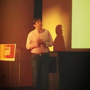 """S. Carrillo (Mobile Dreams) en #MKTEC: """"Hoy el marketing tiene más que ver con la tecnología y menos con las ideas"""""""