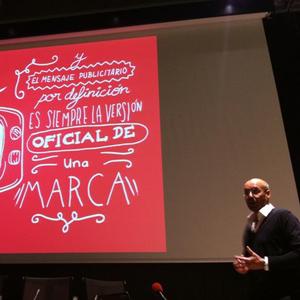 """I. Pascual (Coca-Cola) en #ElSol2013: """"La publicidad es la versión oficial de las marcas, y ya no creemos las versiones oficiales"""""""