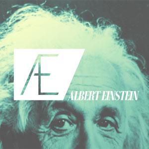 Si los grandes genios de la ciencia tuvieran logos...