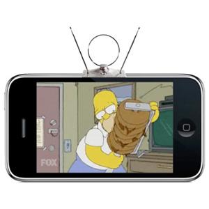 La televisión móvil tiene potencial para un tercio de los usuarios de smartphone