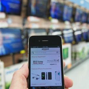 El 63% de los usuarios españoles de móviles se ha subido ya al carro del showrooming