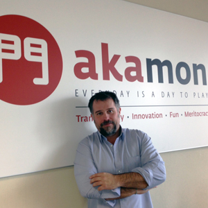 "V. Martí (Akamon Entertainment): ""En España hay un déficit de perfiles como el acquisition manager"""