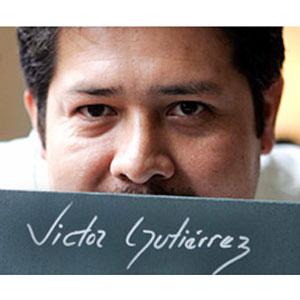 El chef Víctor Gutiérrez ofrecerá una multitudinaria 'cena de autor' gratuita en Barcelona