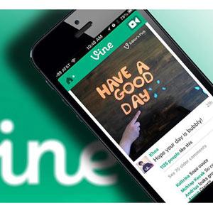 La aplicación móvil Vine está dominada por adolescentes