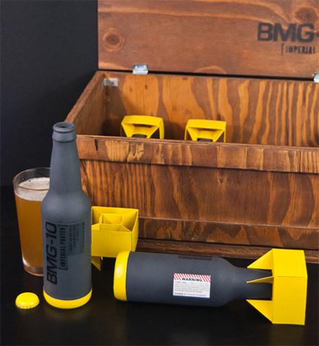 30 ejemplos muy locos de packaging embotellado