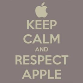 Apple se apea de lo más alto del podio de las empresas más respetadas del mundo