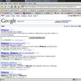 Los sitios de la primera página de resultados de Google consiguen el 91,5% del tráfico de búsqueda
