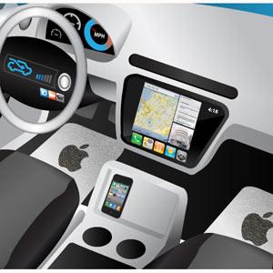 """""""iOS en el coche"""": Apple se cuela en el mercado automovilístico con su última patente"""