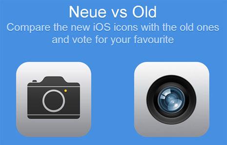 """iOS 7 vs iOS 6: ¿qué sistema operativo es más """"bello""""?"""